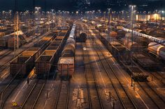 train depot by schnotte.deviantart.com on @deviantART