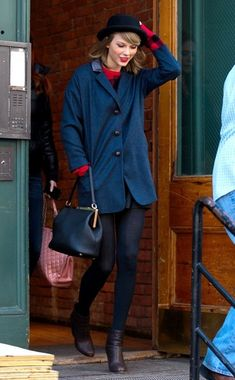 Taylor Swift Ankle boots - Taylor Swift Shoes - StyleBistro