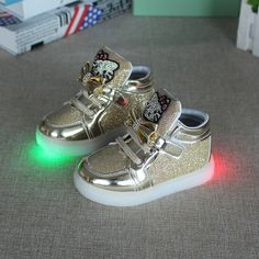 Cheap children shoes with light, Buy Quality boys sneakers shoes directly from China led girl shoes Suppliers: Children Shoes With Light Chaussure Led Enfant Spring Autumn New Stars Led Girls Shoes Sports Breathable Boys Sneakers Shoes Light Up Shoes, Lit Shoes, Kids Sneakers, Shoes Sneakers, Leather Sneakers, Pu Leather, Cartoon Shoes, Boys Shoes, Sports Shoes