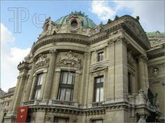 Palais Garnier clip art | Photo of Palais or Opera Garnier and The National Academy of Music in ...