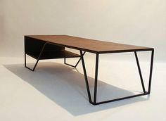 modern steel furniture. matthieu appert design modern industrial furniture steel