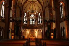 Kulturkirche Nippes, Köln #spottedbylocals #reisezeile (by Tim Steins)