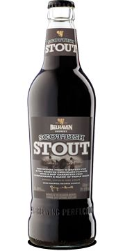 Belhaven Scottish Stout -- as close to perfect as a stout can get