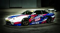RC DRIFT Nissan Silvia S13 RB