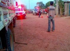 R a g news noticias do Brasil e do mundo: tragédia: Pai dá ré em caminhão e esmaga cabeça do seu próprio filho de 1 ano