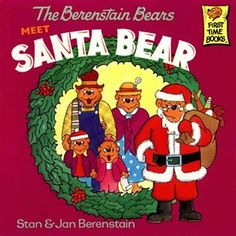 Check out 'The Berenstain Bears Meet Santa Bear' on OverDrive: