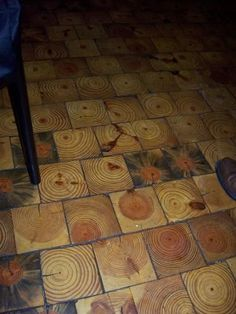 the picture is of the wood on the floor, but could make a great artwork picture!
