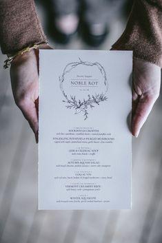 Amy Rochelle Press Secret Supper Menu by Eva Kosmas Flores of Adventures in Cooking