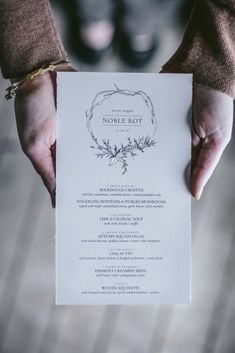 Amy Rochelle Press Secret Supper Menu by Eva Kosmas Flores of Adventures in Cooking