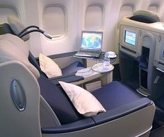 air france business class -