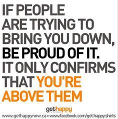 Be Proud of Yourself, Happy Ladies!    https://www.facebook.com/get.happy.shirts