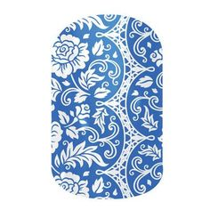 Porcelain by Jamberry Nail Wraps. Welcome to our flowery world, where intricate garden-inspired designs require no water or sunshine to bloom beautifully on your nails. From florals to lace, these GARDEN PARTY designs embrace the best of femininity.
