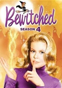 Elizabeth Montgomery plays Samantha, a witch who trades in her magical powers for marriage--or tries to, anyway--in this classic sitcom from the 1960s. A witch who inherited her powers from her feisty