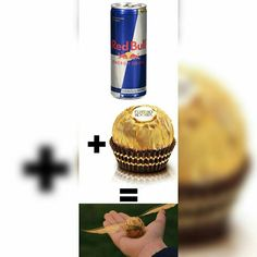 Red Bull gives you wings. Red Bull gives you wings. Images Harry Potter, Harry Potter Tumblr, Harry Potter Jokes, Harry Potter Fandom, Harry Potter World, Crazy Funny Memes, Really Funny Memes, Stupid Memes, Funny Jokes