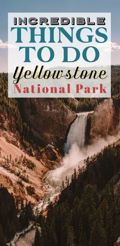 Everything you must see and do in Yellowstone National Park - full guide with maps! #yellowstone #yellowstonenationalpark Visit Yellowstone, Yellowstone National Park, National Parks, Us Road Trip, Michigan Travel, Arizona Travel, Travel Advice, Travel Tips, Ultimate Travel