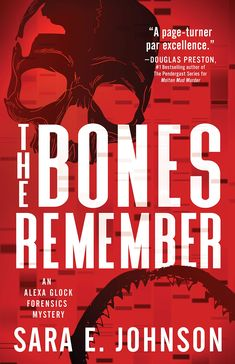 Lips may lie, but teeth never do  At first, Alexa Glock's initial case as a traveling forensic investigator seems straightforward―her expertise in teeth helps her identify the skeletal remains of a hunter found on the remote Stewart Island in New Zealand. But when she realizes the bullet lodged in his skull was not self-inflicted, and then a second, shark-ravaged body washes up on Ringaringa Beach, it's clear that something dangerous is lurking in the beautiful waters surrounding the island.