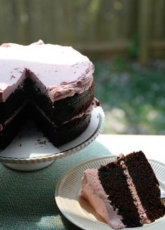 My Favorite Chocolate Cake