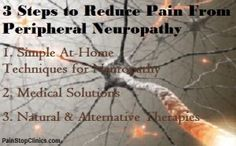 Peripheral Neuropathy is nerve pain that you feel at the far ends of your extremities, your hands and feet. The pain differs in the way that it manifests, but it is often felt as a sense of burning or numbness.Thankfully, treatment IS available...#PainSTOPClinics #PeripheralNeuropathy #Neuropathy