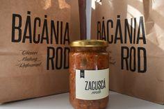 Zascucă de la Băcănia Rod! #romanianfood #eggplants #jarofgoodies #bacaniarod Ale, Restaurant, Traditional, Coffee, Drinks, Food, Kaffee, Drinking, Beverages