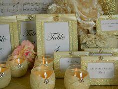 """Weddings, Wedding Package, Life Celebrations Package, TABLE DECOR For """"5"""" TABLES, Wedding Decorations, Wedding Reception Decoration, Ivory on Etsy, $1,585.00"""