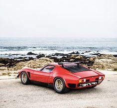 Sports Cars Lamborghini, Lamborghini Miura, Raging Bull, Cool Cars, Holland, Ferrari, Wheels, Vehicles, Artwork