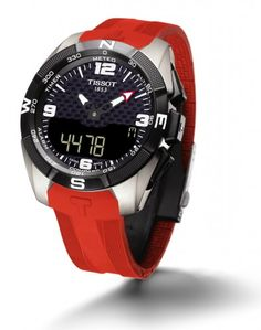 Discover Tissot ® Swiss watches on our official website. Tissot T Touch, Tissot T Race, Solar, Le Locle, Watch Companies, Mens Clothing Styles, Casio Watch, Watches For Men, Mens Fashion