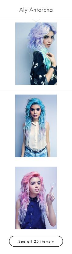 """Aly Antorcha"" by skye-loves-to-write ❤ liked on Polyvore featuring hair, people, pictures, girls, models, accessories, aly antorcha, aly, margaritaville and backgrounds"