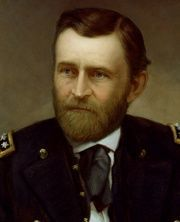 March 1864 Ulysses S. Grant is appointed commander of Union Army Ulysses S Grant, Civil War Art, Union Army, Live In The Present, Book People, Great Leaders, Us Presidents, American Civil War, History Books