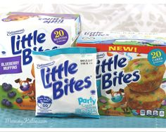 Mommy Katie: #Giveaway Earn Rewards + More with Entenmann's® Little Bites® & TerraCycle® + $25 Gift Card