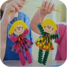 Kids Discover Little paper-fold puppets / marionettes for kids Kids Crafts Projects For Kids Diy For Kids Crafts To Make Easy Crafts Craft Projects Arts And Crafts Paper Crafts Clown Crafts Kids Crafts, Projects For Kids, Diy For Kids, Crafts To Make, Easy Crafts, Art Projects, Arts And Crafts, Clown Crafts, Circus Crafts