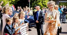 Queen Máxima launched of Neighbour's Day (Burendag). 9-6-2016