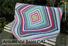 Here you can fin all video tutorials for the Around the Bases CAL designed by ChiChi Allen from Keito Palette. Alle Nederlandse patronen kun je hier vinden.                                   ...