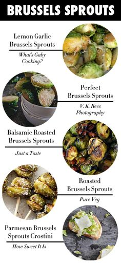 College Prep: Brussels Sprouts