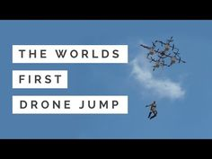 Learn about Watch the worlds first skydive from a drone http://ift.tt/2pu2BIf on www.Service.fit - Specialised Service Consultants.