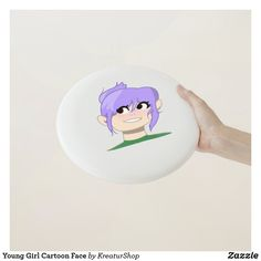 Cartoon Faces, Girl Cartoon, Frisbee Disc, Ultimate Frisbee, Made Goods, Best Gifts, The Incredibles, Gift Ideas, Fun