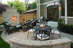 Oakley Home Builders - traditional - Patio - Chicago - Oakley Home Builders