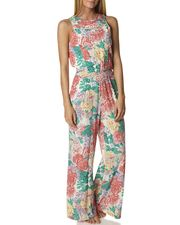 ZULU AND ZEPHYR FLOWERBOMB PALAZZO PANTSUIT - MULTI on http://www.surfstitch.com
