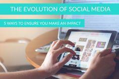 The Evolution of Social Media
