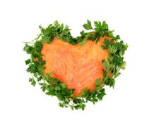 Salmon provides grams of heart-healthy protein per serving. Be sure to buy wild-caught, pure Alaska smoked salmon. Gourmet Recipes, Snack Recipes, Snacks, Smoked Salmon Recipes, Sockeye Salmon, Healthy Protein, Recipe Using, Alaska, Seafood