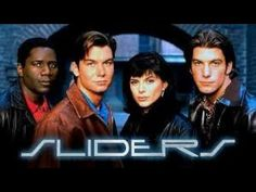 Sci Fi Tv Shows, Sci Fi Series, Old Tv Shows, Movies And Tv Shows, Sliders Tv Show, Sabrina Lloyd, Science Fiction Tv Shows, Fiction Movies, Kari Wuhrer
