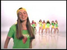 Onda Choc - Carinha de Santo Videoclip 1995