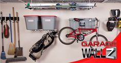 We have the most options for your Overhead Storage space.
