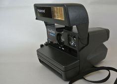 Vintage Polaroid One Step Camera, Instant Film Camera, One Step Close Up Flash Camera, Working Condition by DomesticTitanVintage on Etsy