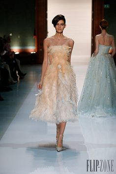 Georges Hobeika Spring-summer 2014 - Couture