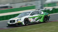 Buhk and Perera dominate the 2017 Blancpain GT Series in Misano • R99 Photography Kane/Abril (Bentley Team M-Sport