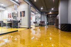 Basketball Court, Luxury