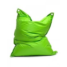 Sedací pytel Omni Bag s popruhy Limet Bean Bag Chair, Green, Polyvore, Bags, Handbags, Beanbag Chair, Bag, Bean Bag, Totes