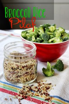 Fan Fave: Broccoli and Rice Pilaf with Multi-Grain Medley Rice!