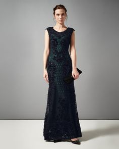 Phase Eight Soprano Tapework Full Length Dress Black Clothes For Sale, Dresses For Sale, Evening Dresses, Formal Dresses, Under Dress, Phase Eight, Bridesmaid Dresses, Wedding Dresses, Occasion Dresses