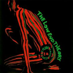 """A hip hop group called A Tribe Called Quest released an album cover for their album """"The Low End Theory"""". This is an example of typography because """"The Low End Theory"""" is written on the low end of the back. Greatest Album Covers, Iconic Album Covers, Music Album Covers, Best Album Art, Rap Albums, Hip Hop Albums, Best Albums, Greatest Albums, Music Albums"""